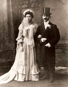 Unknown Nineteenth Century Couple
